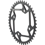 Tangent Halo 43t 104mm BCD 4-Bolt Chainring Black