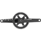 SRAM Apex 1 GXP Crankset 170mm with 42T 110mm Asymmetric BCD X-Sync Chainring