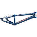 "Staats Bloodline Continental Pro XL Frame 21.25"" Top Tube French Blue"