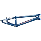"Staats Bloodline Continental Pro XXL Frame 22"" Top Tube French Blue"