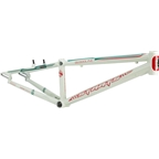 "Staats Bloodline GranPremio Pro 24"" Cruiser Frame 21.25"" Top Tube Spanish White"