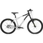 "Early Rider Belter Urban 3 Complete Bike: 20"" Wheels Silver/Black"