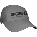 Headsweats IMBA Race Hat: Gray