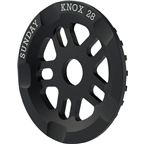 Sunday Knox Guard Sprocket 28T Black