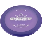Dynamic Discs Sheriff Lucid Golf Disc Distance Driver: Assorted Colors