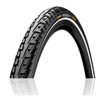 "Continental RideTour Tire 27 x 1-1/4"", Black"