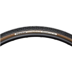 Panaracer GravelKing SK Tire 700 x 43 Folding Bead Brown Sidewall
