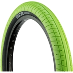 "Sunday Seeley Street Sweep Tire 20 x 2.4"" Green with Black Sidewall"
