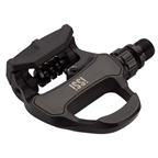 iSSi Road Pedal Carbon +5mm Spindle Black
