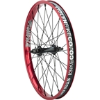 Stolen Rampage Front Wheel Red
