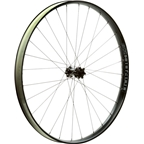 "Sun Ringle Duroc 50 Expert Front Wheel: 29"" 110x15, Black"