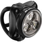 Lezyne Zecto 200 Lumens Headlight: Black