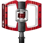 Crank Brothers Mallet DH Pedals: Red