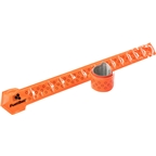 FuelBelt Neon Reflective Snap Bands: Orange, Pair