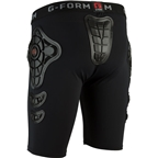 G-Form Pro-X Compression Shorts: Black