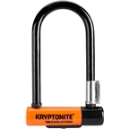 Kryptonite Evolution Mini-7 U-Lock with 4-foot Flex Cable: 3.25 x 7""