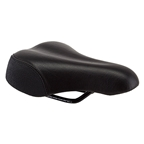 Planet Bike Little A.R.S. Saddle: Small, Black