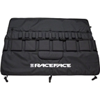 "Race Face Tailgate Pad: 57"" Black SM/MD"