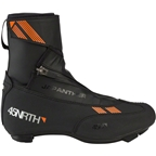 45NRTH Japanther ROAD 3-Bolt Cycling Shoe: Black