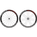 Campagnolo Bora Ultra 50, 700c Road Wheelset, Clincher, Bright Label
