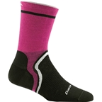 Darn Tough Cool Curves Micro Crew Ultra Light Women's Sock: Pink