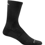 Darn Tough Breakaway Micro Crew Ultra Light Men's Sock: Black