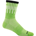 Darn Tough Breakaway Micro Crew Ultra Light Men's Sock: Green
