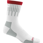 Darn Tough Breakaway Micro Crew Ultra Light Men's Sock: White