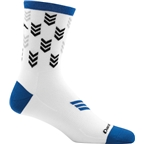 Darn Tough Chase Micro Crew Ultra Light Men's Sock: White