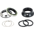 Eclat Wave Integrated Headset Includes 16mm Top Cap and Two 3mm Spacers, Black