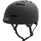 Nutcase Zone Helmet: Black Matte MD