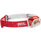 Petzl ACTIK CORE Rechargeable Headlamp 350 Lumens: Red