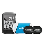Wahoo Fitness ELEMNT BOLT GPS Bike Computer Bundle