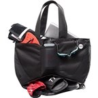 TYR Alliance Tote Bag: 30L, Black