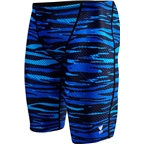 TYR Crypsis Jammer Men's Swimsuit: Blue