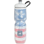 Polar Bottles Insulated Water Bottle: 24oz, Stars and Stripes