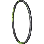 "Spank Spike Race 33 Rim 27.5"", 32h, Black/Green"