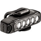 Lezyne Strip Drive Headlight: Black