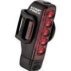 Lezyne Strip Drive Pro Taillight: Black