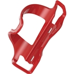 Lezyne Flow Water Bottle Cage: SL Right Entry Red