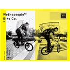 We The People x QBPBMX 24 x 18 Ed Zunda Poster