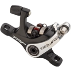 TRP Spyre Alloy Post Mount Mechanical Disc Brake: with 160 Rotor Black/Silver
