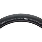 "Schwalbe G-One Speed Tubeless Tire, 29 x 2.35"" Folding Bead Black with OneStar Compound and SnakeSkin Casing"