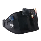 Race Face Rip Strip Lumbar Belt, Black - One Size