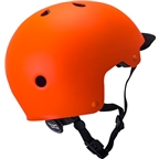 Kali Protectives Saha Helmet: Spell Matte Orange SM/MD