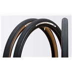 "Panaracer GravelKing Slick Tire 27.5 x 1.9"" (650B x 48mm) Folding Bead Brown Sidewall"