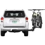 "RockyMounts BackStage 2"" Receiver Hitch Rack: 2-Bike, Black"