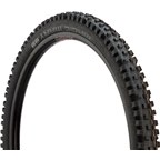 "Schwalbe Magic Mary Tubeless Easy SnakeSkin Tire, 29 x 2.35"" EVO Folding Bead Black with Addix Soft Compound"