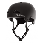 The Shadow Conspiracy Feather Weight In-Mold Helmet: Matte Black SM/MD