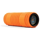 "Trigger Point The Grid Vibe Foam Roller: 12"" Foam Roller, Orange"
